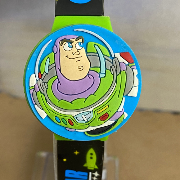 Disney Other - Buzz Light Year Watch Defender of the Universe